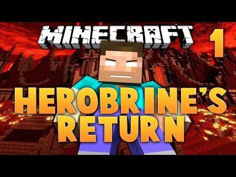 Minecraft ★ HEROBRINE'S RETURN ★ Ep.1, Dumb and Dumber
