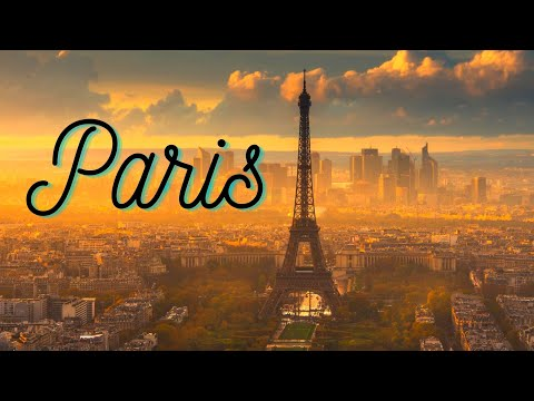 Tourists Discover... PARIS