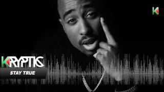 free 2pac type beat stay true produced by kryptic samples