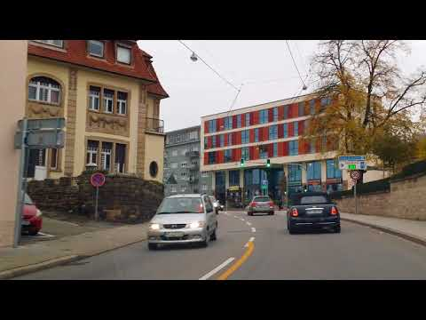 Rastatt, Baden-Wurttemberg,  Germany. .streets