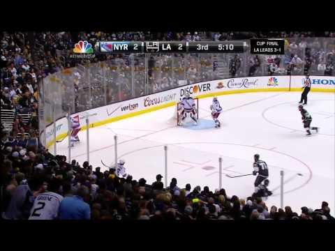 NY Rangers vs LA Kings 06/13/14 NHL Stanley Cup Final Game 5