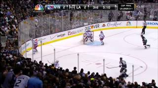 NY Rangers vs LA Kings 06/13/14 NHL Stanley Cup Final Game 5