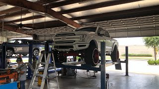 MAKING MY SUPERCHARGED FORD F150 LOUDER THEN MY WIDEBODY DODGE CHARGER