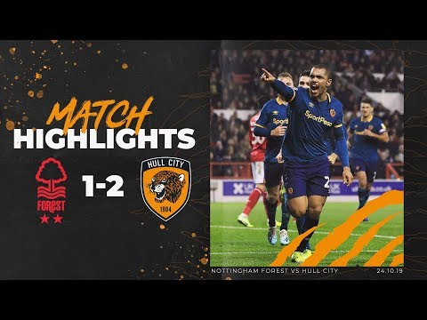 Nottingham Forest 1-2 Hull City | Highlights | Sky Bet Championship