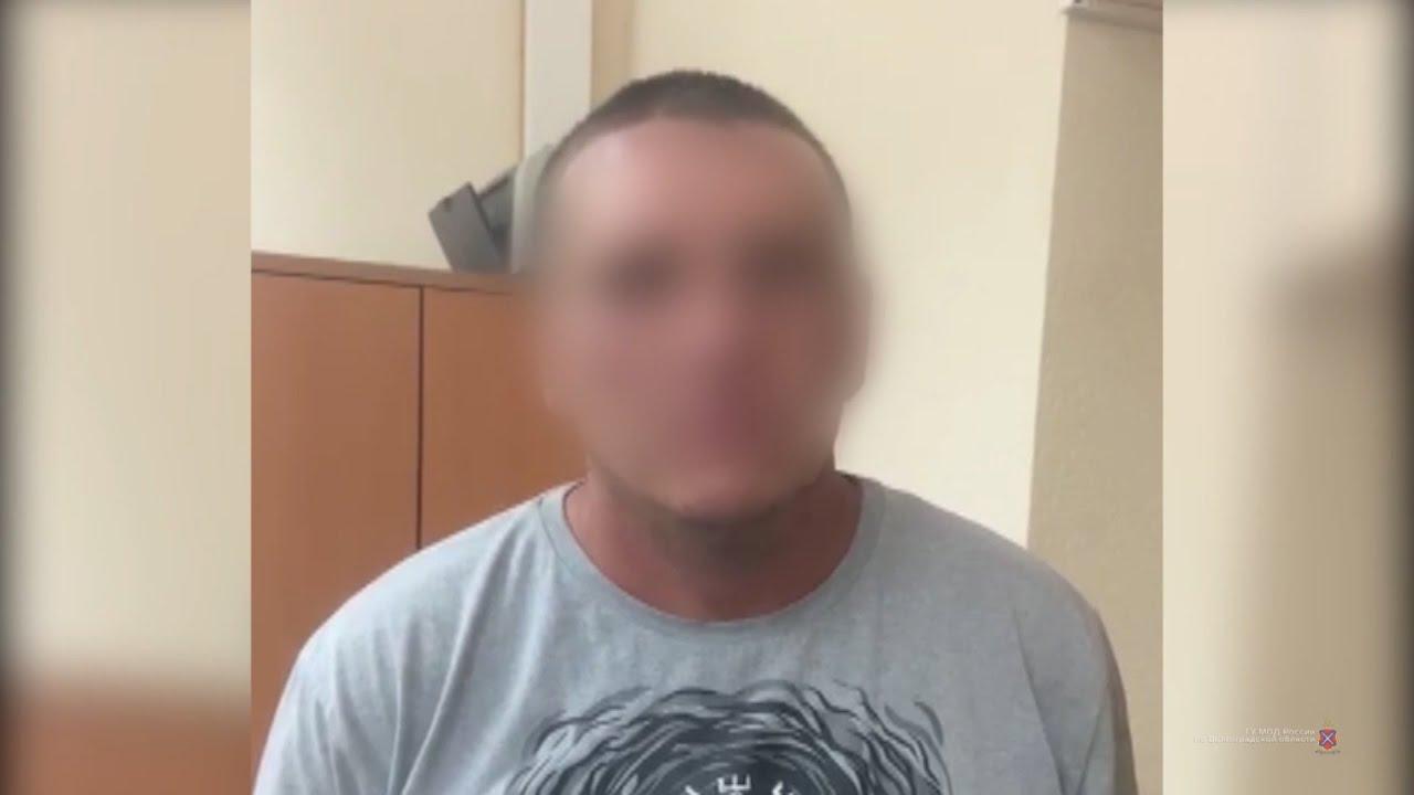 Убийца-расчленитель саратовца сбежал из Волгограда в Ростовскую область