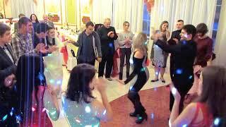 Танец зятя и тещи на свадьбе 2018 Запорожье тамада-ведущая Мария