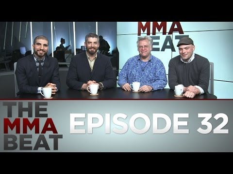 The MMA Beat - Episode 32