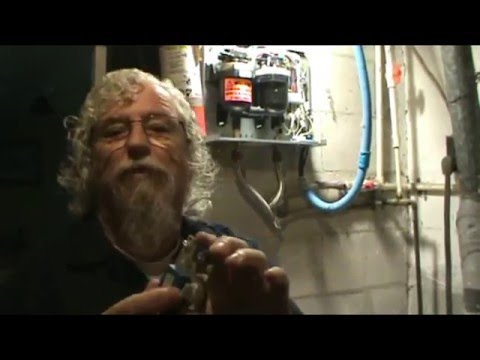 How to repair a PowerStar Tankless Water Heater made by Bosch Models AE115 and AE 125