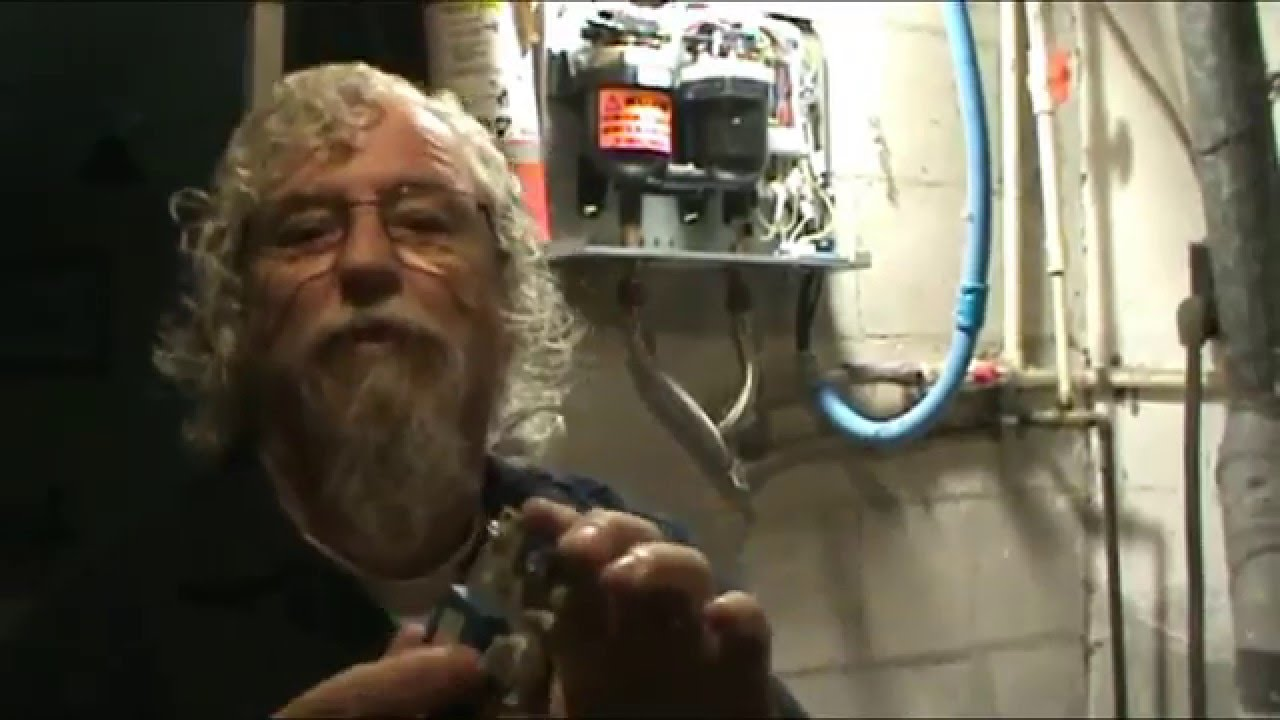 How To Repair A Powerstar Tankless Water Heater Made By Bosch Models Ae115 And Ae 125 Youtube