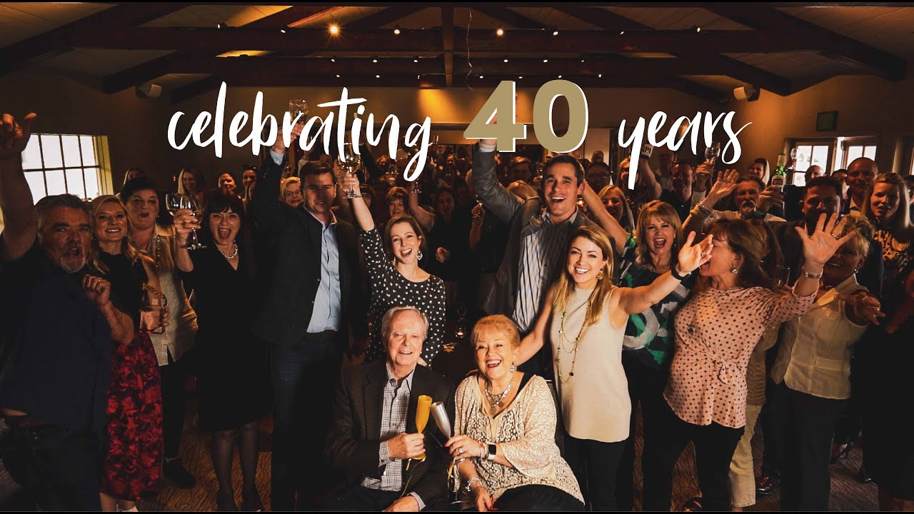David Lyng Real Estate Celebrates 40 years of Business