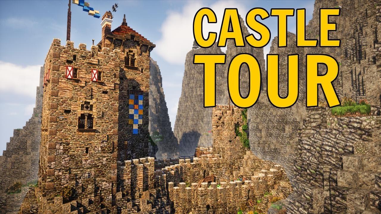 Gundor Castle Tour - Small Minecraft Castle