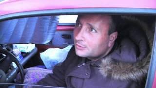 Aversa - Nicola vive da 10 anni in auto (29.12.10)