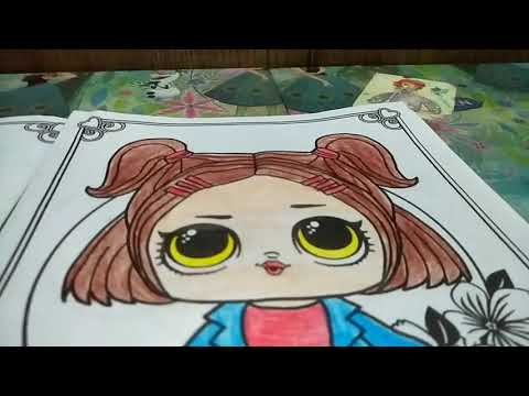 Full Download Mewarnai Lol Surprise Doll Unicorn