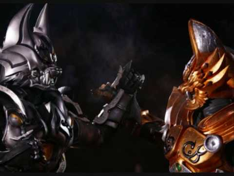 OUGON SENSHI GARO OP - Savior in the dark (Full)