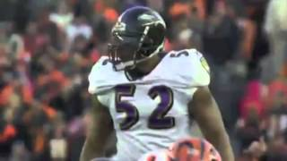 ray lewis - here comes the boom
