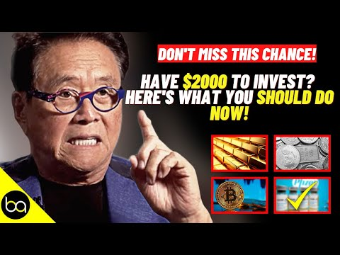 How To Invest in 2021 With Little Money? | Robert Kiyosaki