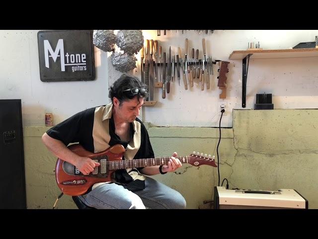 M-tone Guitars - Flight Risk 8 - part 2