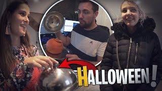 Je surprends Jeel & Valouzz avec cette recette d'Halloween ! 🎃