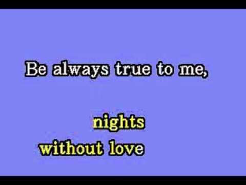 DK043 15   Toys, The   Lover's Concerto, A [karaoke]