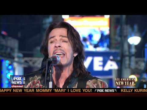 Rick Springfield - Jessie's Girl New Years Eve 2011 (HD)