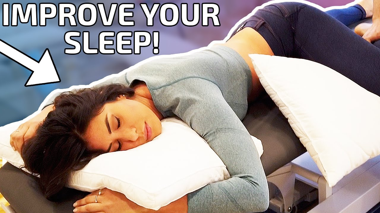 The Best Pillow To Use & Improve Quality Of Sleep!