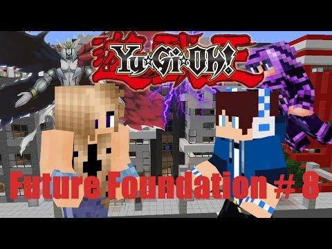 Yu-Gi-Oh ! Future Foundation (Minecraft Roleplay) Episode 8 Card Shop Arrest...! ?