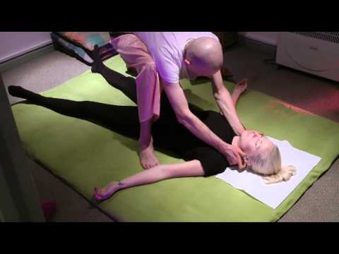Caroline: Thai Yoga Massage with Milan