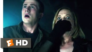 Don't Breathe (2016) - The Secret in the Basement Scene (2/10) | Movieclips