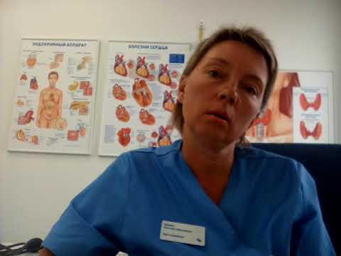 Болезни сердца и щитовидная железа
