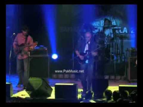 Ali Azmat Live - Naina @ Bahrain Dosti...