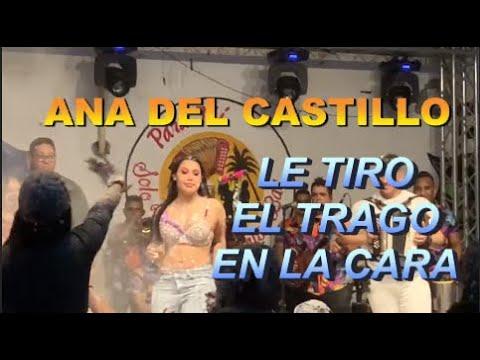 PORQUE ANA DEL CASTILLO LE TIRÓ EL TRAGO EN LA CARA A SU SEGUIDORA. SE LOS CUENTO TODO CON DETALLES!