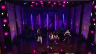 """Tinashe performs """"All Hands On Deck"""" live at Conan 04/06/15"""