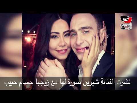 تامرحسني من تصوير أغنية كأس العالم.. وسيلفى «ياسمين عبد العزيز» مع بوبوس