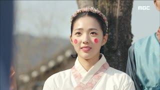 [The Rebel] 역적 : 백성을 훔친 도적 ep.18 Yoon Kyun-sang♥Chae Soo-bin! It's finally getting married.20170328