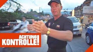 Schwerer Unfall in Thailand: Hilfssheriff Daniel ermittelt! | Achtung Kontrolle | kabel eins