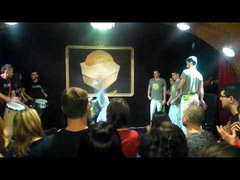 Capoeira 9.11.2018 v Brně clubu Desert