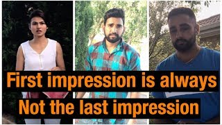 First impression is always not the last impression || Unexampled Inderaj