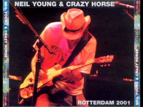 """Neil Young (and Crazy Horse) - """"Cortez The Killer"""" - June 21, 2001, Rotterdam (22 minutes)"""