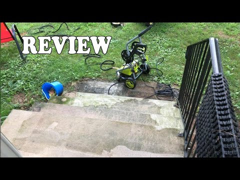 Sun Joe SPX4001 Electric Pressure Washer 2020 Review
