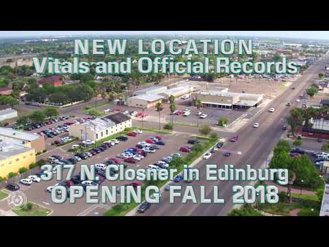 County Clerk's Office Relocating Recording & Vitals Departments
