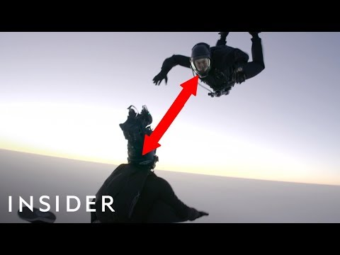 The 8 Most Thrilling Stunts In The 'Mission: Impossible' Movies