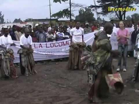 """CONGO Musique et Danse Traditionnelle  """"Département du Pool"""""""