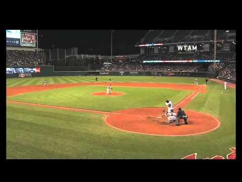 Jason Giambi Pinch Hit Walk Off Home Run Pt. I - Tom Hamilton