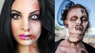 💄 Best Makeup Halloween 2018 | 👻Top 8 Easy Halloween Makeup Tutorial Scary Compilation 2018 #5