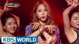 STELLAR - Crying   스텔라 - 펑펑 울었어 [Music Bank / 2016.08.12]