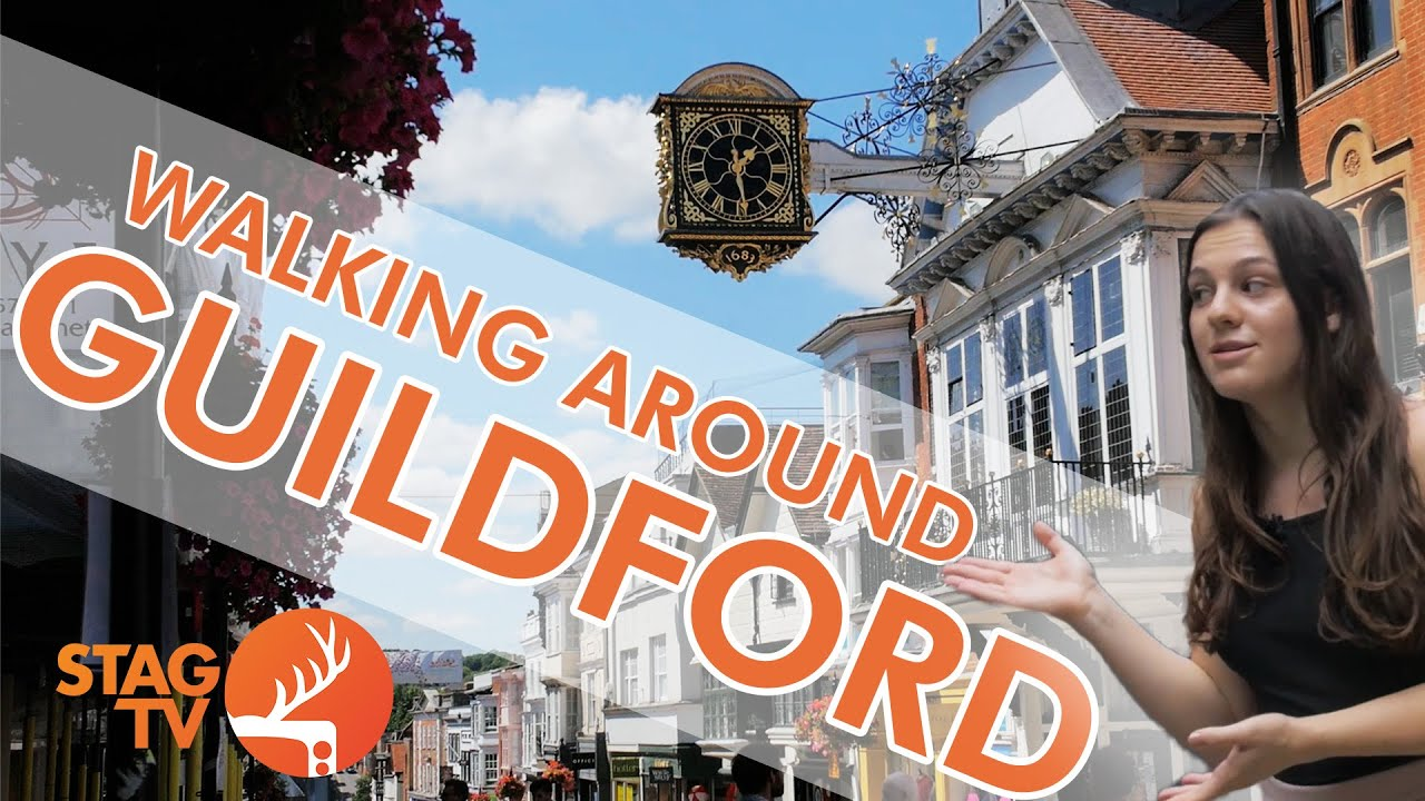 Download Exploring Guildford - Freshers 2020