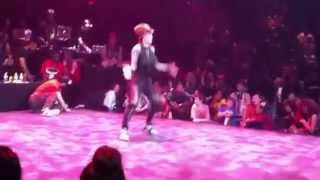 Toni Basil Bust a Move 10 Judge Showcase Locking