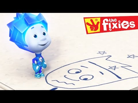 The Fixies ★ The Cartoon - The Alarm  ★ Fixies English 2017 | Videos For Kids