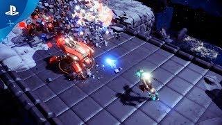 Nex Machina - Launch Trailer | PS4