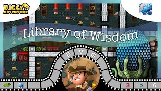[~Dragon of Water~] #6 Library of Wisdom - Diggy